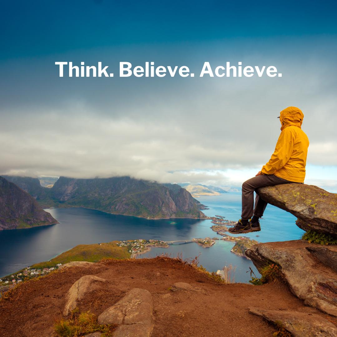 Reach your goals.